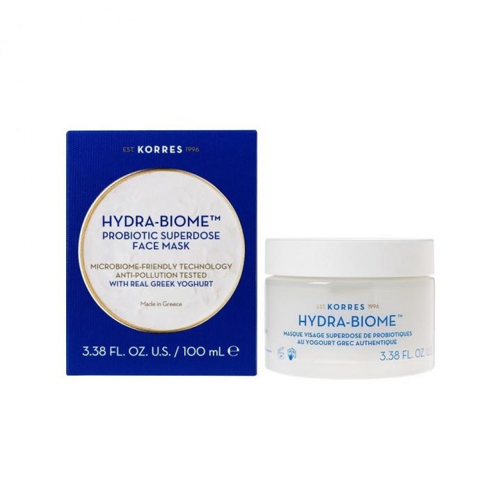 Korres Greek yogurt probiotic superdose face mask 100ml