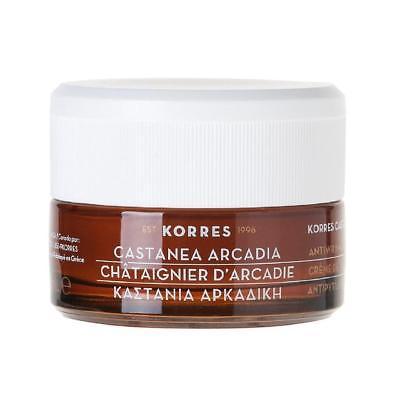 Korres Castanea Arcadia cream for dry skin 40ml