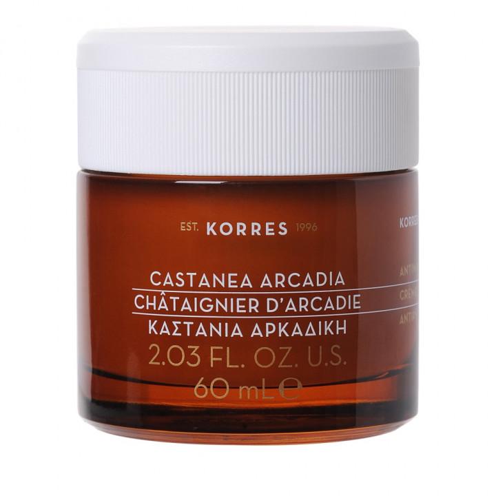 Korres Castanea arcadia cream 60ml