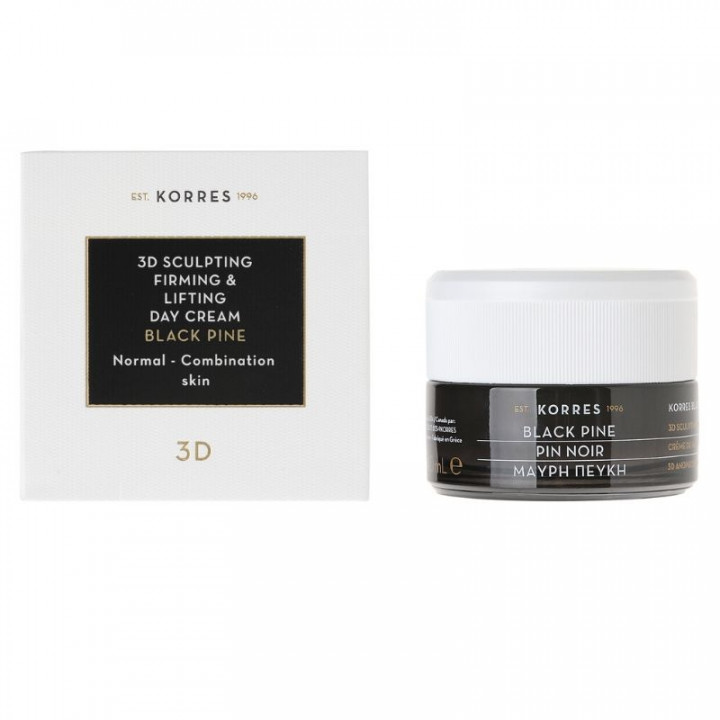 Korres Black Pine Antiwrinkle & Firming cream 40ml