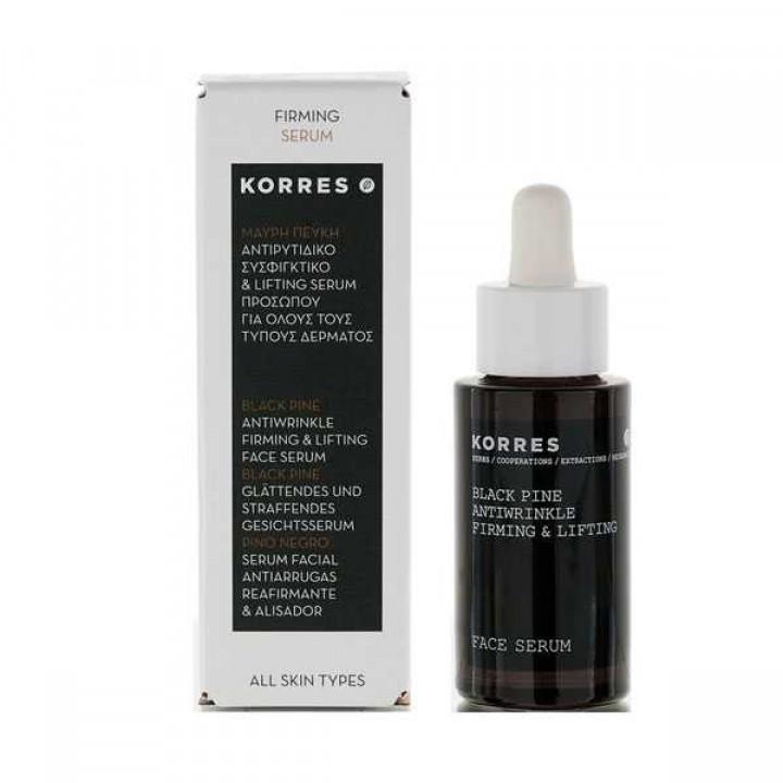 Korres Black Pine Face Serum 30ml
