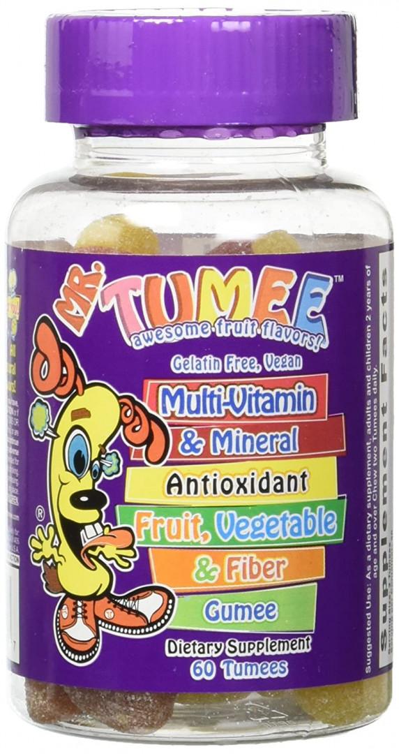 Mr Tumee Multivitamins 60 Tumees