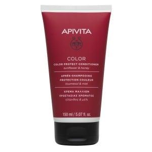 Apivita Color protect conditioner sunflower & honey