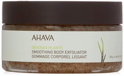 Ahava smoothing body exfoliator dead sea plants