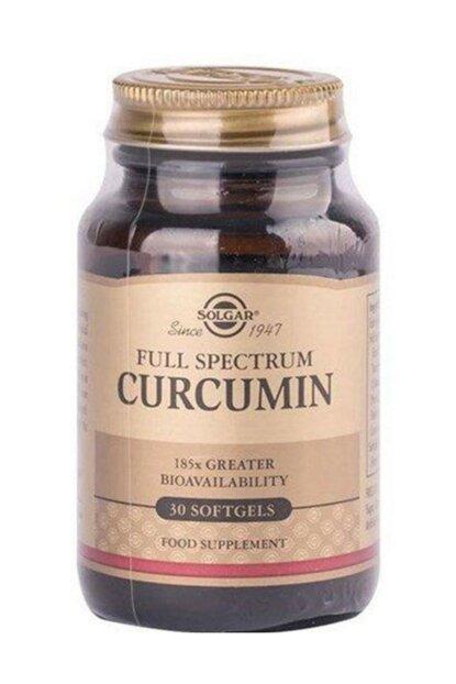 SOLGAR FULL SPECTRUM CURCUMIN 185x 30s