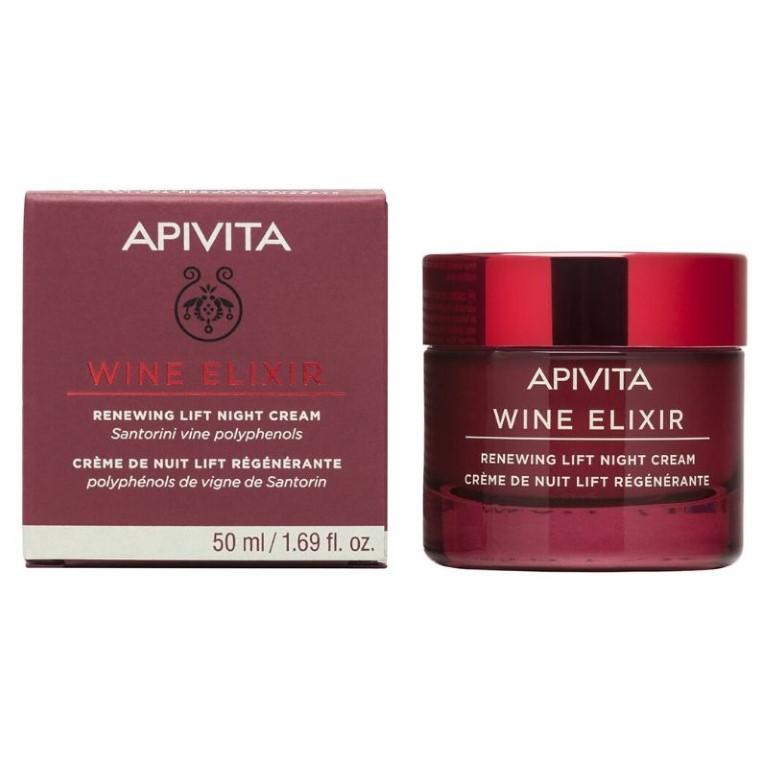 Apivita wine elixir lifting night cream 50ml