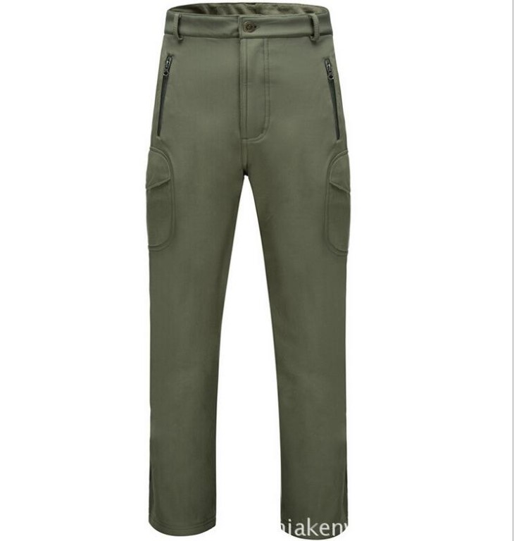Hunting Pants - Green - Small