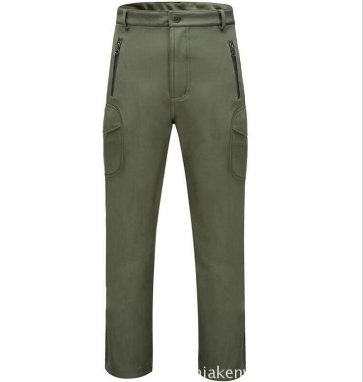 Hunting Pants - Green - Large