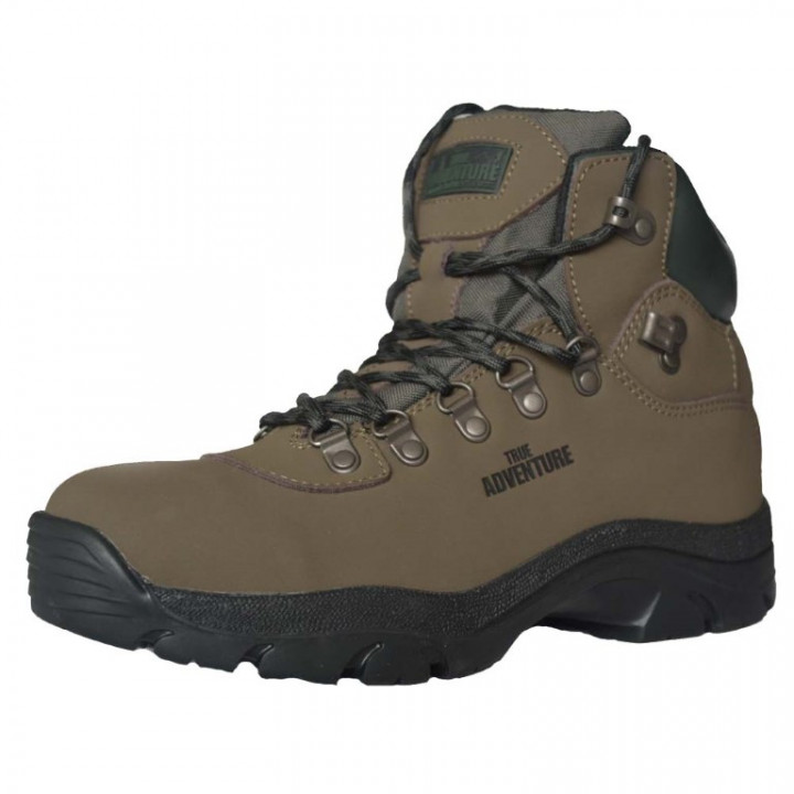 """8""""  Boot Tactical Hunting Boots for Men - Black - Size 43"""