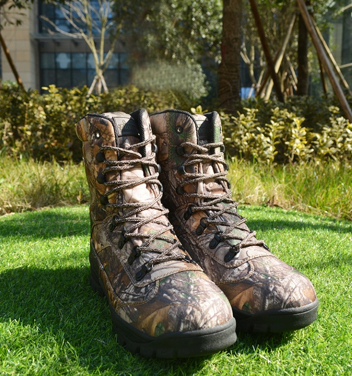 """8"""" Camo Boot - Camo - Size 44"""