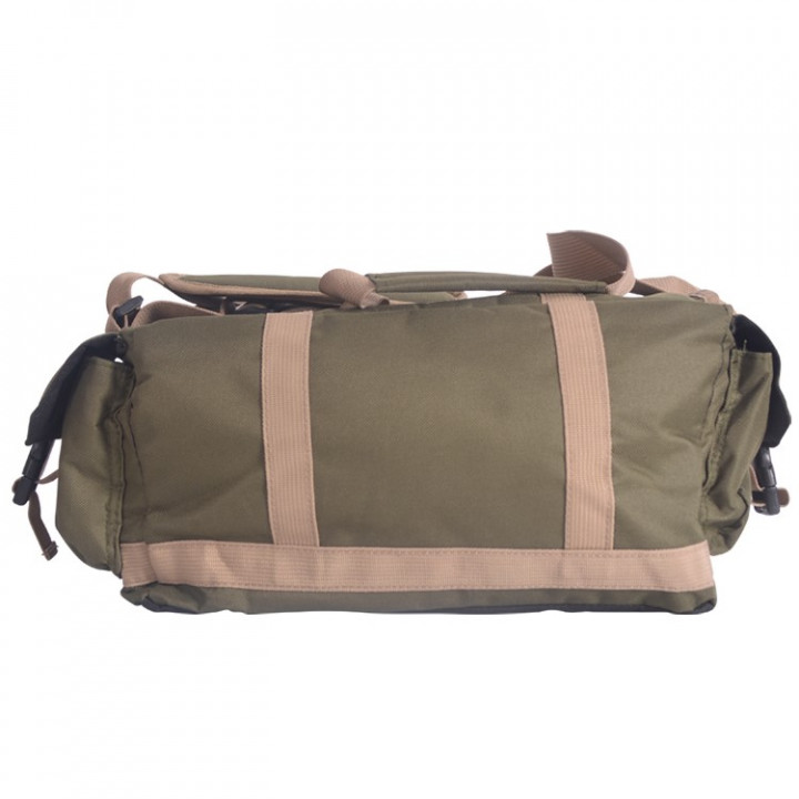 Outdoor hiking and hunting shoulder bag - Camo - 33x20x18cm