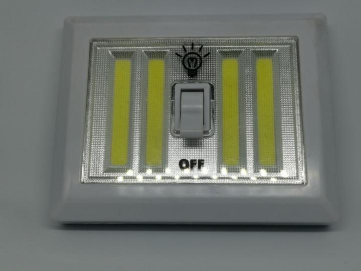 Magnetic 4* COB LED Cordless Light