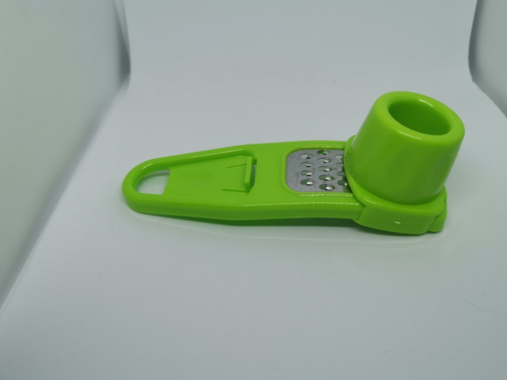 Garlic Cutter - Green