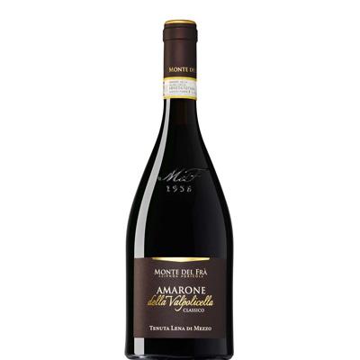 Amarone della Valpolicella Classico DOCG Monte del Frà Lena di Mezzo 2015  - 75 cL