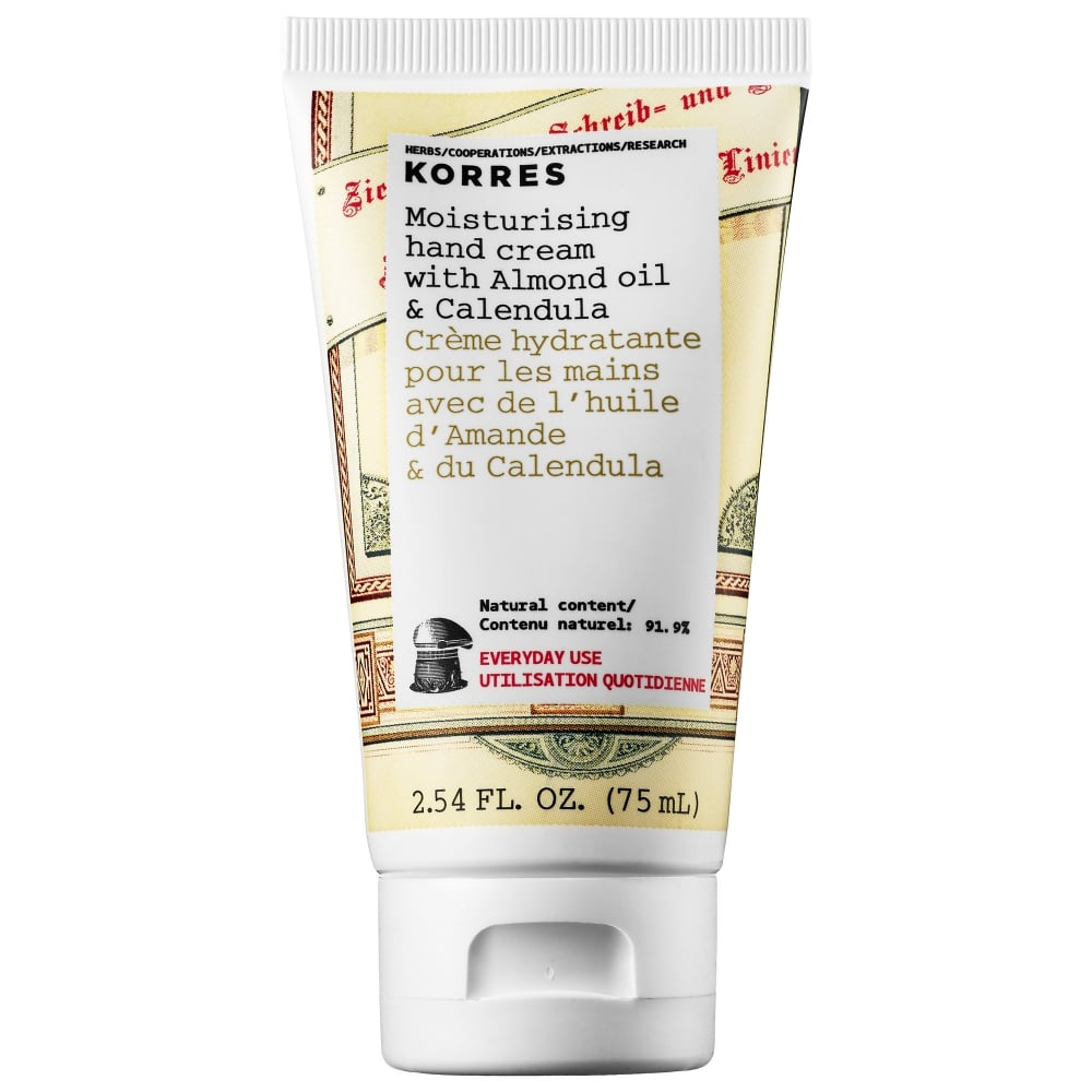Korres almond oil&calendula hand cream