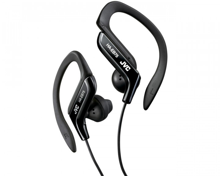 SPORT INNER EAR HEADPHONES / BLACK 13MM