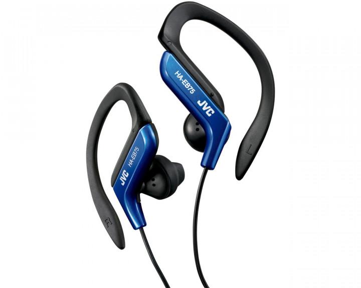 SPORT INNER EAR HEADPHONES / BLUE 13MM