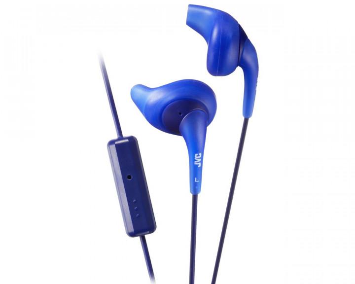 SPORT INNER EAR HEADPHONES / BLUE 11MM