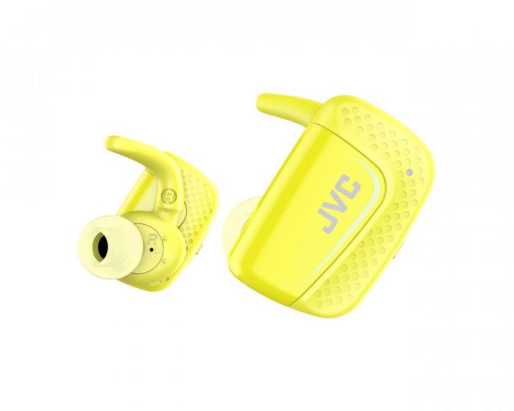 SPORT INNER EAR HEADPHONES / YELLOW