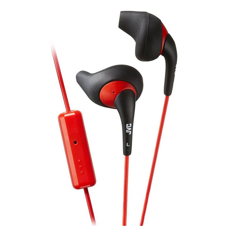 SPORT INNER EAR HEADPHONES / RED 11MM