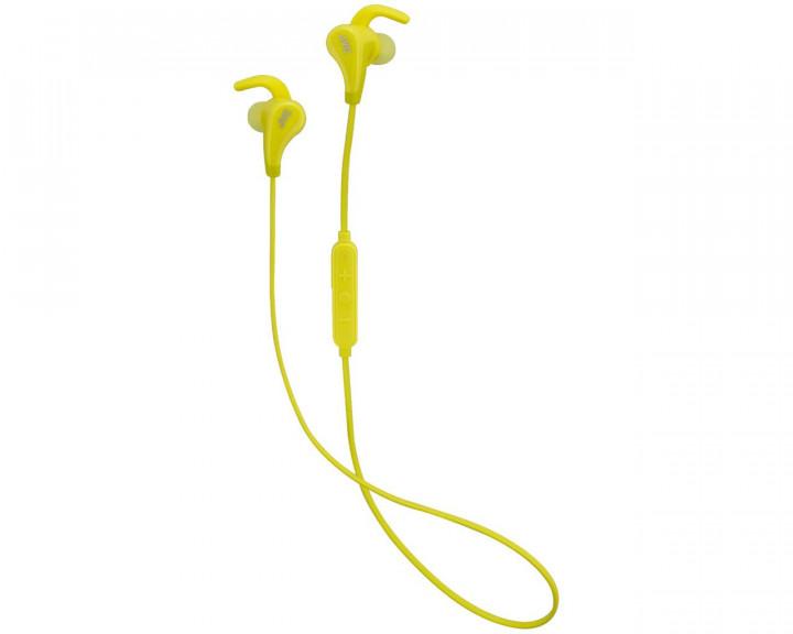 SPORT INNER EAR HEADPHONES / YELLOW 6,0MM