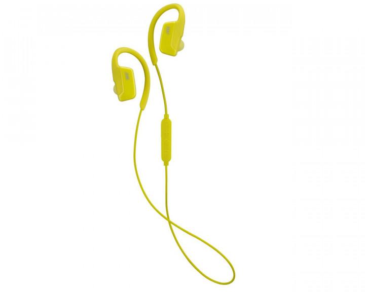 SPORT INNER EAR HEADPHONES / YELLOW 9,0MM
