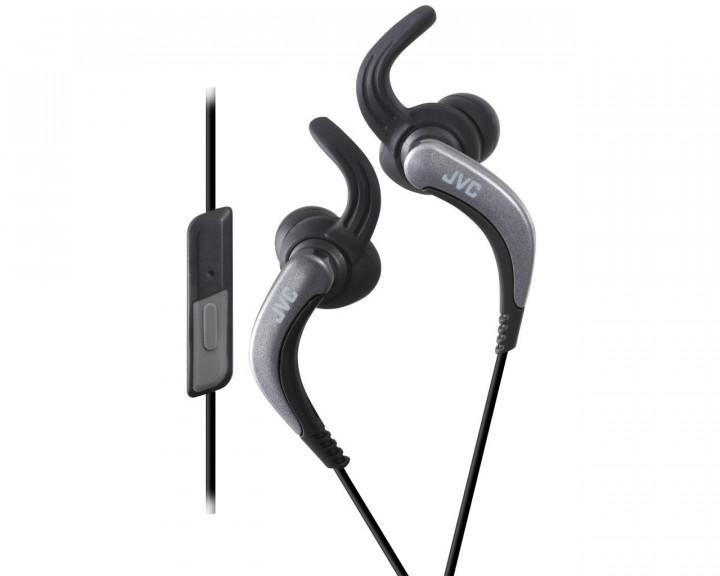 SPORT INNER EAR HEADPHONES / BLACK 9,0MM