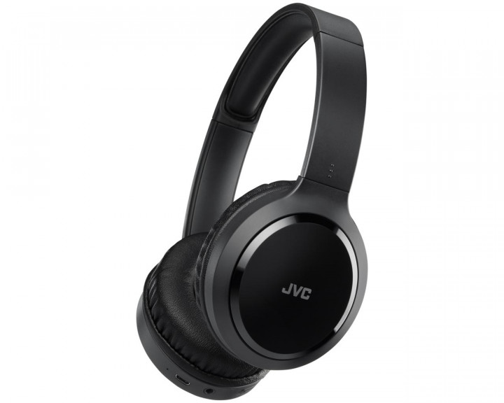 OVER EAR HEADPHONES / BLACK