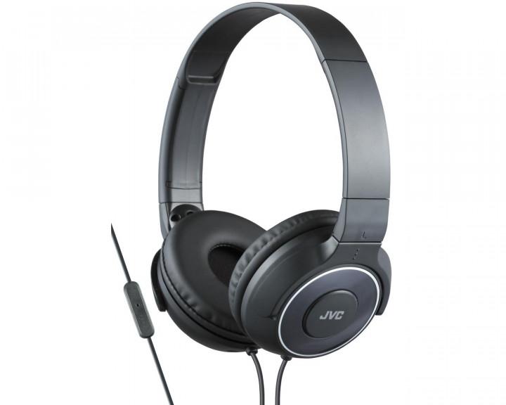 OVER EAR HEADPHONES / BLACK 36,0MM