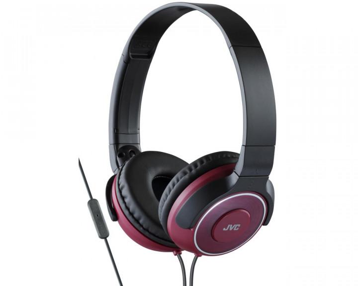 OVER EAR HEADPHONES / RED 36,0MM