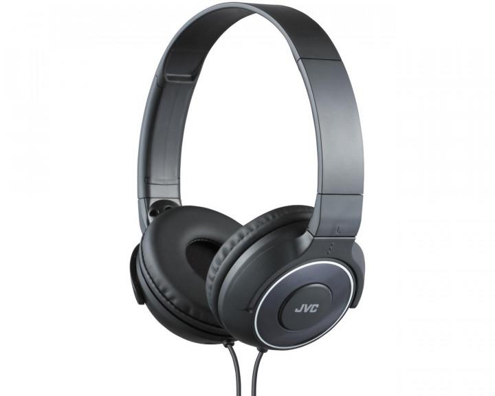 OVER EAR HEADPHONES / BLACK 30,0MM