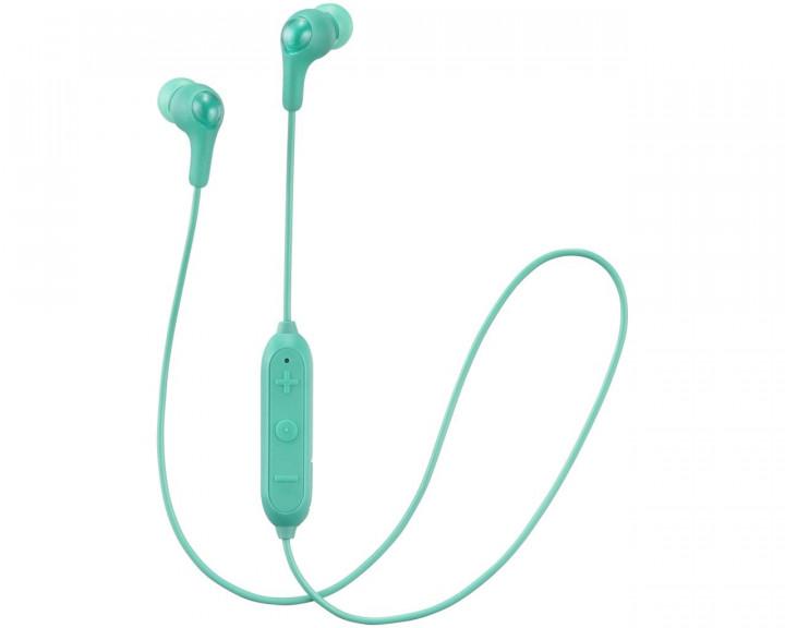 INNER EAR HEADPHONES / GREEN 9,0MM