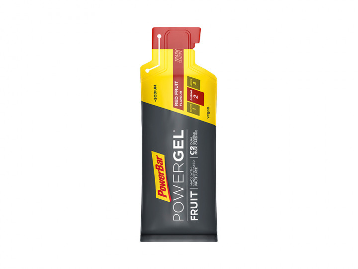 POWER BAR PROTEIN GEL  - RED FRUIT 41G