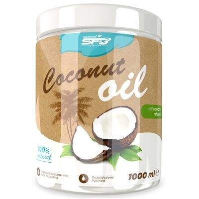 ALL NUTRITION COCONUT OIL 100% NATURAL 1KG