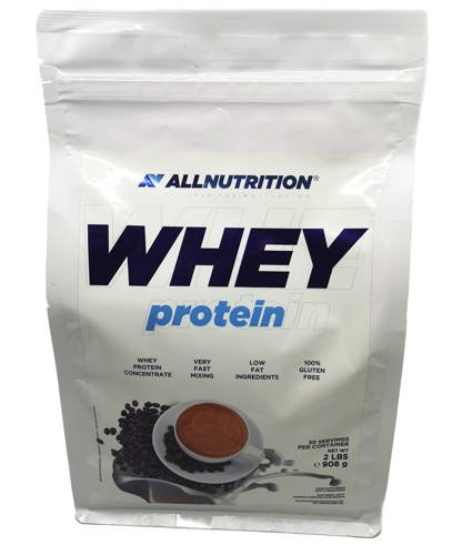 ALL NUTRITION WHEY PROTEIN - CAPPUCCINO FLAVOUR 2270G