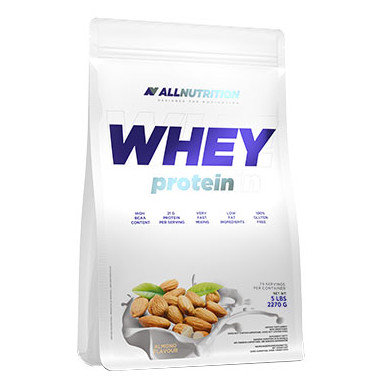 ALL NUTRITION WHEY PROTEIN - ALMOND FLAVOUR 2270G