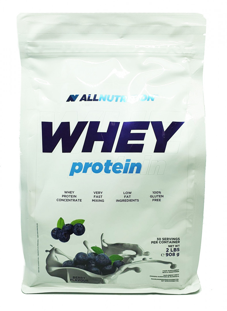 ALL NUTRITION WHEY PROTEIN - BERRY FLAVOUR 2270G