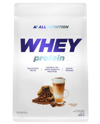ALL NUTRITION WHEY PROTEIN - COFFEE LATTE FLAVOUR 2270G