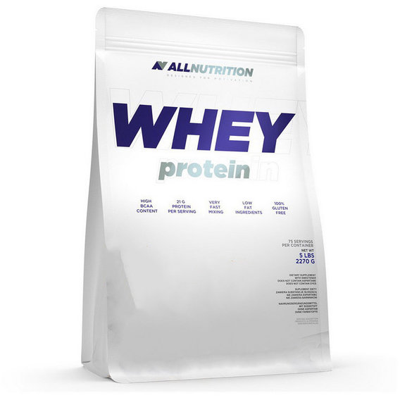 ALL NUTRITION WHEY PROTEIN - CHOCOLATE COFFEE LATTE FLAVOUR 2270 G