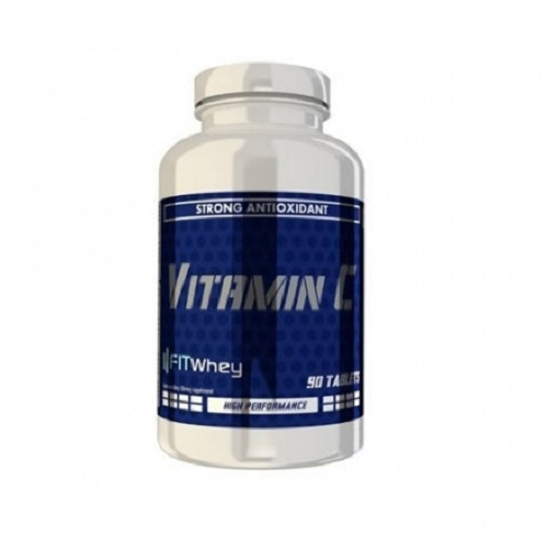 FITWAY VITAMIN C - 90 TABLETS