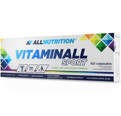 ALL NUTRITION VITAMINALL SPORTS - 60 CAPSULES