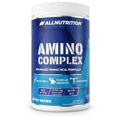 ALL NUTRITION AMINO COMPLEX 400 TAB