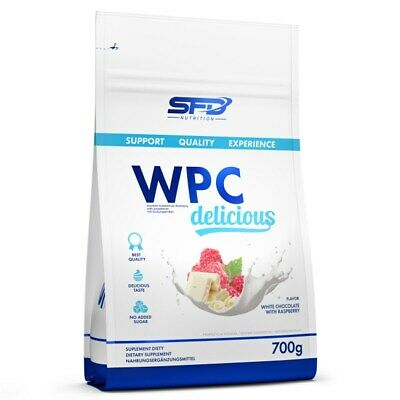 SFD WPC DELICIOUS - CHOCOLATE WITH RASPBERRY 700G