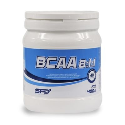 SFD BCAA 8:1:1 - ORANGE 400G