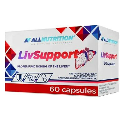 ALL NUTRITION LIVSUPPORT - 60 CAPSULES