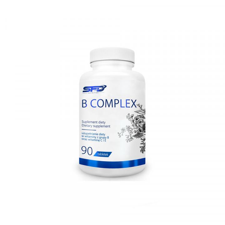 SFD B-COMPLEX - 90 TABLETS