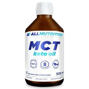ALL NUTRITION MCT KETO OIL 500ML