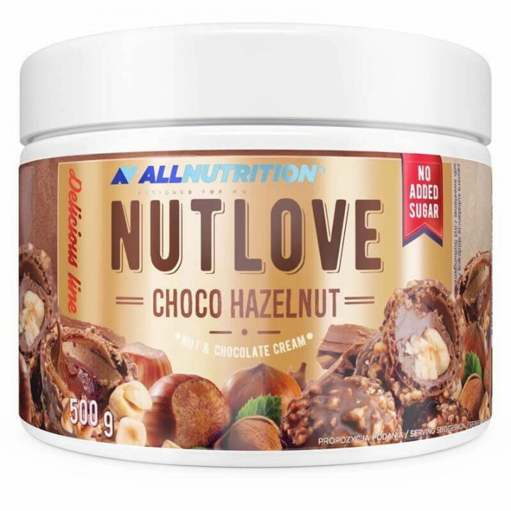All Nutrition NUTLOVE 500g - Choco Hazelnut