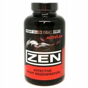 ACTIV LAB - ZEN EFFECTIVE NIGHT REGENERATION - 120 CAPSULES