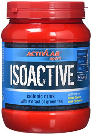 ACTIVE LAB ISOTONIC DRINK - LEMON 630G